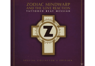 Zodiac Mindwarp, Zodiac Mindwarp And The Love Reaction - Tattooed Beat Messiah (Special Edition) - (CD)