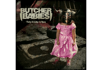 Butcher Babies - Take it like a man [CD]