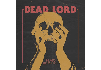 Dead Lord Heads Held High CD