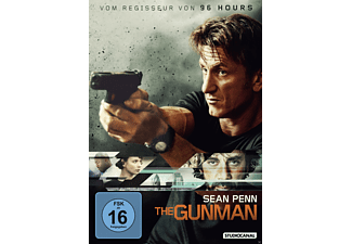 The Gunman - (DVD)