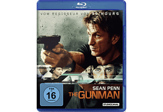 The Gunman - (Blu-ray)