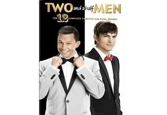 Two and a Half Men S12 Komedi DVD