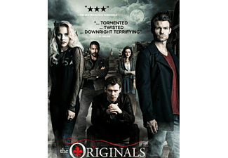 The Originals Säsong 2 Äventyr Blu-ray