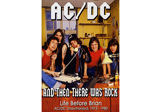 AC/DC - And Then There Was Rock - Life Before Brian (DVD)