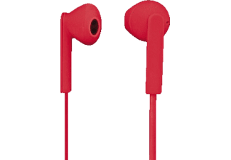 HAMA In-ear Stereo Hörlur Joy+ - Röd