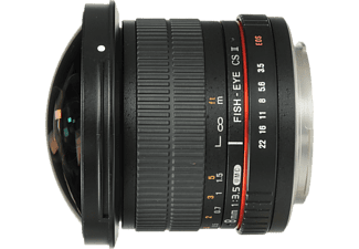 SAMYANG 8 mm F3.5 UMC Fisheye CS II Canon