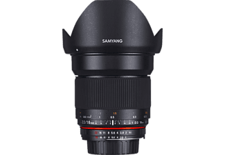 SAMYANG 16 mm F2.0 Sony
