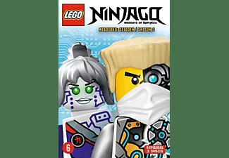 lego ninjago saison 3 srie tv
