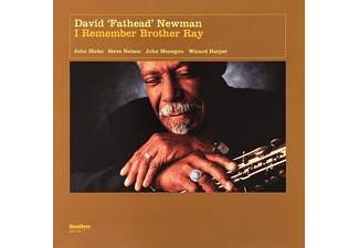 David Fathead Newman - I Remember Brother Ray - (Vinyl)