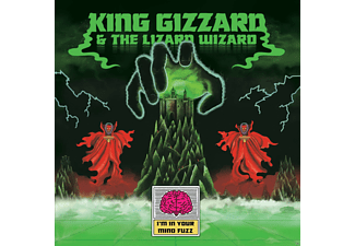 King Gizzard & The Lizard Wizard - I'm In Your Mind Fuzz - (Vinyl)