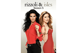 Rizzoli and Isles S5 Thriller DVD