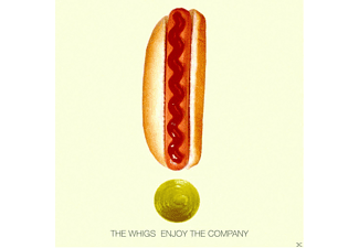 The Whigs - Enjoy The Company - (Vinyl)