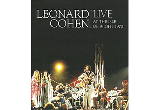 Leonard Cohen - Live at the Isle of Wight 1970 (CD + DVD)