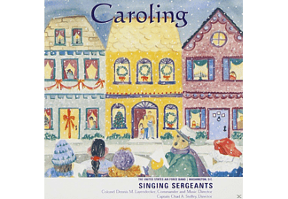 The Us Air Force Band, Singing Sergeants - Caroling [CD]