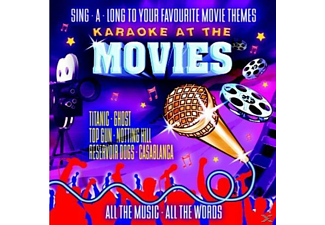 VARIOUS - Karaoke At The Movies - (CD)