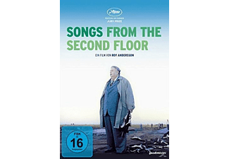 Songs from the Second Floor - (DVD)