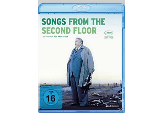 Songs from the Second Floor [Blu-ray]