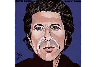 Leonard Cohen - Recent Songs (CD)