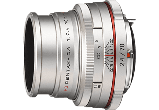 PENTAX HD DA 70MM F2.4 Limited - Silver