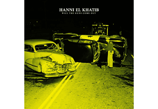 Hanni El Khatib - Will The Guns Come Out - (Vinyl)