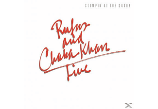 Chaka Khan, Rufus - Live: Stompin' At The Savoy (Remastered Edition) - (CD)