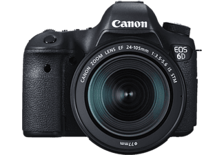 CANON EOS 6D + 24-105 mm IS STM Kit