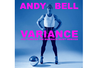 Andy Bell - Variance - The 'torsten The Bareback Saint' Remixes [CD]