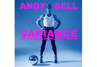 Andy Bell - Variance - The 'torsten The Bareback Saint' Remixes - (CD)