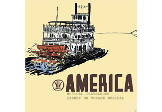 VARIOUS - America-Musical Travelogue - (CD)