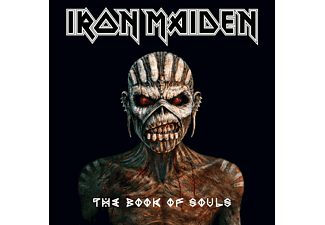 Iron Maiden - The Book Of Souls | CD