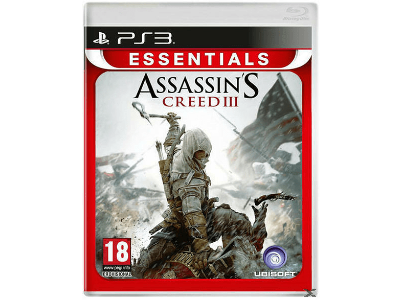 PS3 ASSCR 3 ESSENTIALS gaming   offline sony ps3 παιχνίδια ps3 αξεσουάρ δώρα για τον gamer gaming games