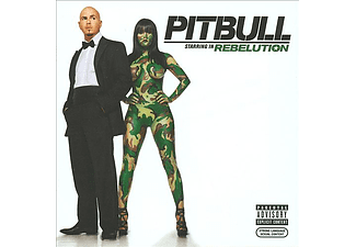 Pitbull - Starring in Rebelution - New Version (CD)