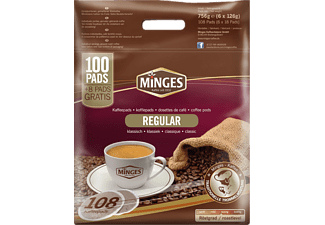 MINGES 642502 Regular Kaffeepads (Kaffeepadmaschinen)