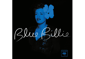 Billie Holiday - Blue Billie (CD)