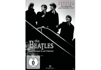 The Beatles - Special Edition: From Liverpool to San Francisco - (DVD)