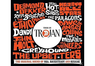 VARIOUS - This Is Trojan - (Vinyl)