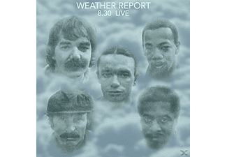 Weather Report - 8:30 Live [CD]