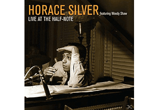 Horace Silver;Woody Shaw - Live At The Half-Note - (CD)