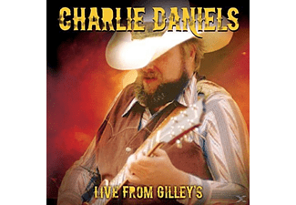 Charlie Daniels - Live From Gilleys - (CD)