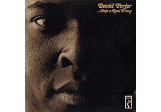 David Porter - Into A Real Thing (+Bonus) [CD]