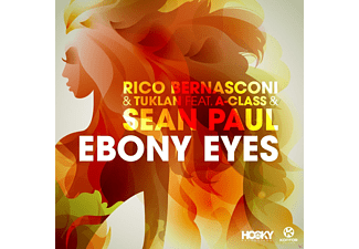 Rico Bernasconi, Tuklan, Class A+, Sean Paul - Ebony Eyes [5 Zoll Single CD (2-Track)]