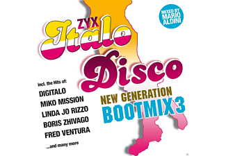 VARIOUS - Zyx Italo Disco New Generation Boot Mix 3 - (CD)
