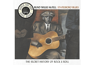 Blind Willie McTell - Statesboro Blues - When The Sun Goes Down Series (CD)