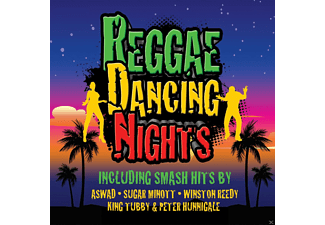 VARIOUS - Reggae Dancing Nights [CD]