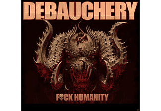 Debauchery - F*CK HUMANITY (LTD.DIGIPAK+2 BONUS CDS) [CD]