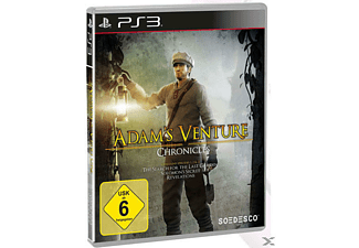 Adam's Venture Chronicles - PlayStation 3