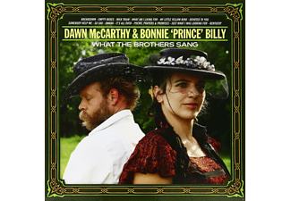 Mccarthy Dawn, Bonnie Prince Billy - What The Brothers Sang - (Vinyl)