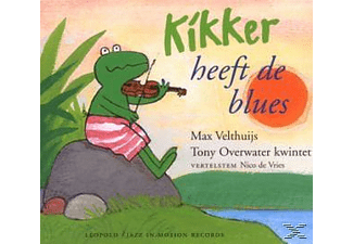 Nico De Vr - Kikker Heeft De Blues - (CD)