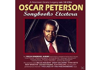Oscar Peterson - Songbooks Etcetera - (CD)