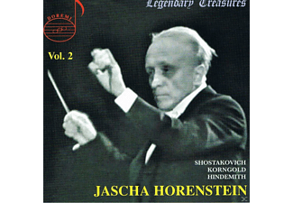 Royal Philharmonic Orchestra, Orchestre Philharmonique De Radio France, Jascha Horenstein - Jascha Horenstein, Vol. 2 - (CD)